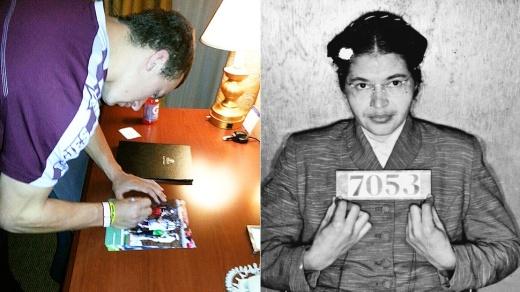 Johnny Manziel is No Rosa Parks by David J. Leonard | NewBlackMan (in Exile)